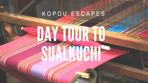 Day tour to Sualkuchi